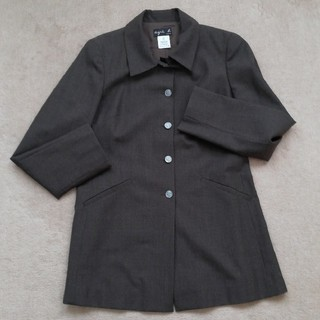 アニエスベー(agnes b.)のパンツスーツ(スーツ)