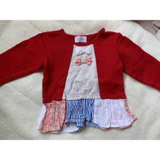 ウィルメリー(WILL MERY)の子ども用 長袖(Tシャツ)