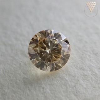 0.249 ct F. L. Ogy. Yellow SI1 天然 ダイヤモンド(リング(指輪))