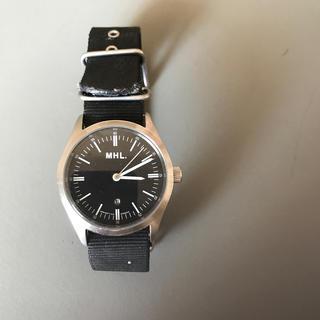 マーガレットハウエル(MARGARET HOWELL)のMHL 腕時計(腕時計)