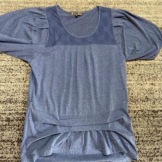 エーティー(A.T)のエーティー レディース Tシャツ カットソー トップス(Tシャツ(半袖/袖なし))