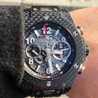 ウブロ(HUBLOT)のウブロ時計(ラバーベルト)