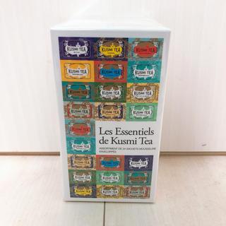 ディーンアンドデルーカ(DEAN & DELUCA)のクスミティー エッセンシャル ティーバッグ24個入り Kusumi Tea(茶)