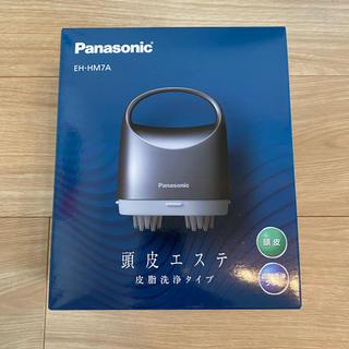 パナソニック(Panasonic)のPanasonic 頭皮エステ EH-HM7A(マッサージ機)