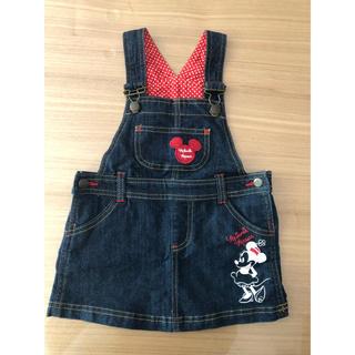 ディズニー(Disney)のキッズ服 ベビー服 80センチ(スカート)