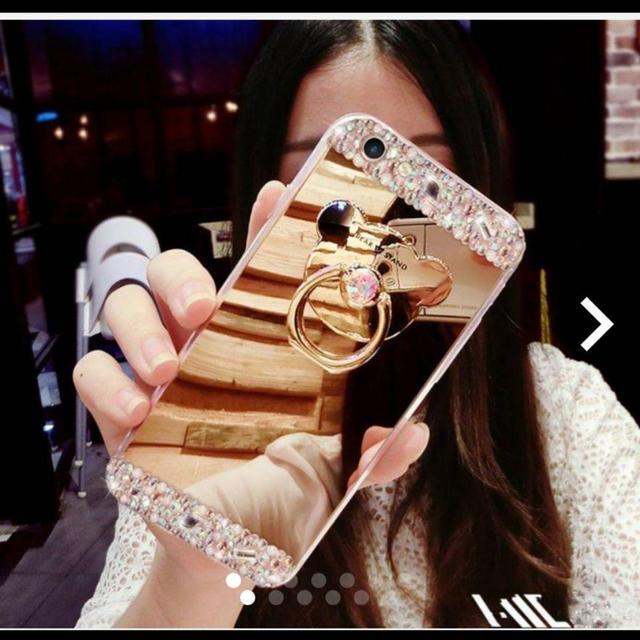 バンカーリング付きiPhone11/pro スマホケースの通販 by mako✩.*˚'s shop|ラクマ