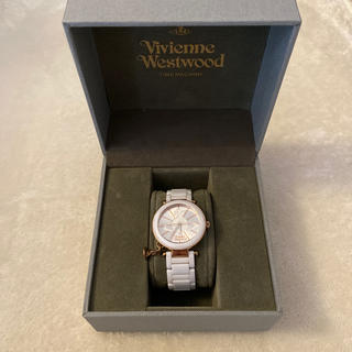 Vivienne Westwood - ヴィヴィアン 腕時計 セラミック レディース