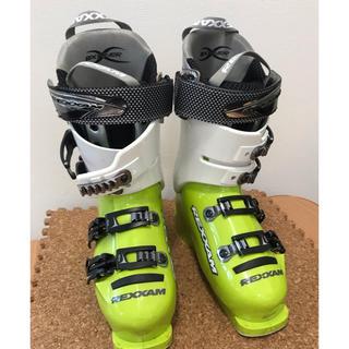 レグザム(REXXAM)のスキーブーツ REXXAM レクザム 24cm(ブーツ)