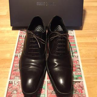 コムサメン(COMME CA MEN)の紳士靴  25.5センチ  コムサ 中古品(ドレス/ビジネス)