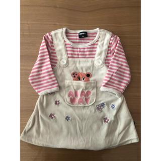 アナップキッズ(ANAP Kids)のキッズ服 ベビー服 80㌢(Tシャツ)