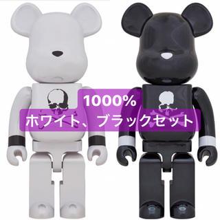 マスターマインドジャパン(mastermind JAPAN)のTM様専用 マスターマインド ベアブリック 黒白2体セット(その他)
