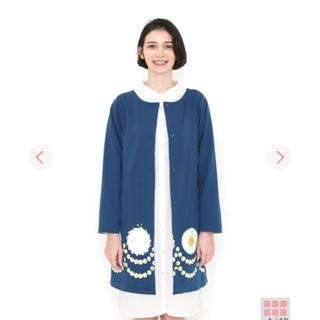 グラニフ(Design Tshirts Store graniph)の新品カーディガン/おひさまパターン(ヴァージニアリーバートンリバーシブルカット(カーディガン)