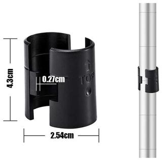 メタルスリムリーブ ポール径25mm 36個 パーツ(棚/ラック/タンス)