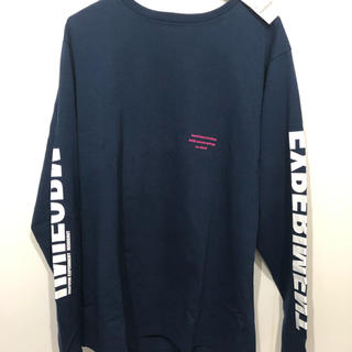 ユニフォームエクスペリメント(uniform experiment)のuniform expriment  L/S BIG TEE soph(Tシャツ/カットソー(七分/長袖))