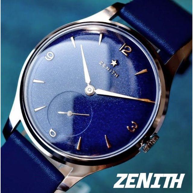 ロジェデュブイ コピー 品 / ZENITH - ◆ゼニス◆ 新品仕上/OH済/ゴールドスター/アンティーク/腕時計/手巻の通販
