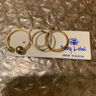 アーバンリサーチ(URBAN RESEARCH)のリング 指輪 アーバンリサーチ(リング(指輪))