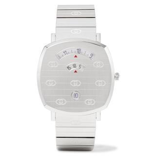 グッチ(Gucci)のgucci グリップ ステンレススティール ウォッチ 時計(腕時計(デジタル))