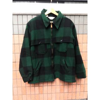 70s〜 ウールリッチ woolrich ウールジャケット