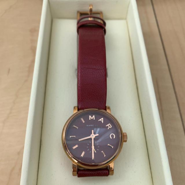 ロレックス 時計 製造番号 | MARC BY MARC JACOBS - マークバイマーク 腕時計の通販
