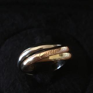 カルティエ(Cartier)のカルティエ Cartier トリニティ リング(リング(指輪))