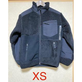 Engineered Garments - エンジニアードガーメンツ×UNIQLO  フリースジャケット XS 黒