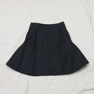 マメ(mame)のmame size1 フレアスカート(ひざ丈スカート)