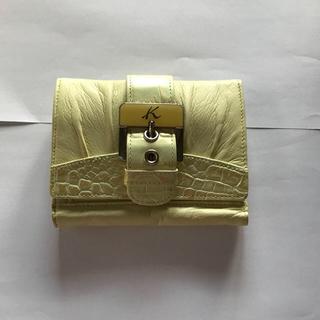 キタムラ(Kitamura)のKitamura2 YOKOHAMA 二つ折たたみ財布(財布)
