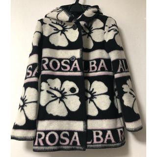 アルバローザ(ALBA ROSA)の新品 未使用 アルバローザ ALBAROSA コート ハイビスカス(ロングコート)