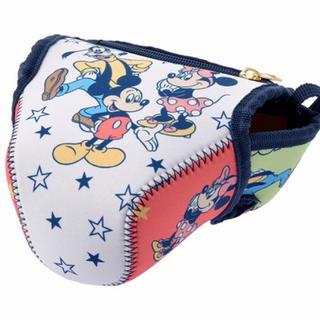 ディズニー(Disney)の新品☆Disney ディズニー ミッキーマウス カメラケース(ケース/バッグ)