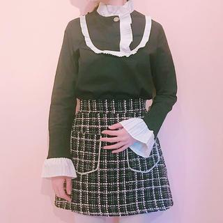 ハニーミーハニー(Honey mi Honey)の大幅値下げ!sister jane ♥︎ ブラウス ♥︎ スカート ♥︎ セット(セット/コーデ)
