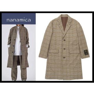 ナナミカ(nanamica)のCogitosan様専用 新品 ナナミカ 19AW チェスターコート M(チェスターコート)