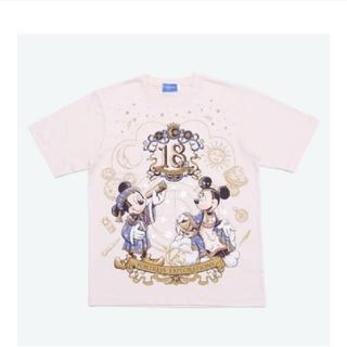 ディズニー(Disney)の東京 ディズニーシー 18周年 Tシャツ(キャラクターグッズ)