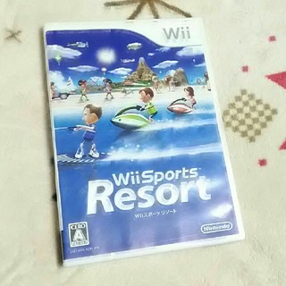 Wii スポーツ リゾート(家庭用ゲームソフト)