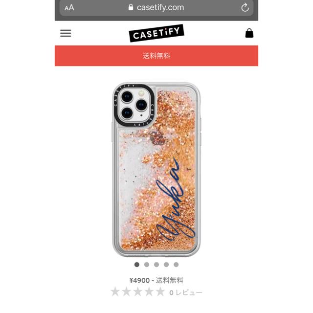 マイケルコース  iPhone 11 Pro ケース 財布型 | Casetify ケースティファイ  iPhone 11 Pro Max用の通販 by sunny's shop|ラクマ