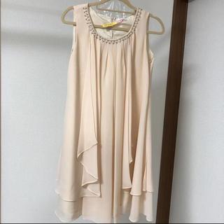 デビュードフィオレ(Debut de Fiore)のDebut de Fiore by LAISSE PASSE ドレス(ミディアムドレス)