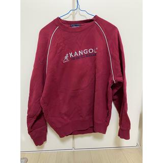 カンゴール(KANGOL)のKANGOL スウェット トレーナー(トレーナー/スウェット)