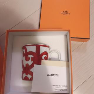 Hermes - 【新品】HERMESの柄マグカップ