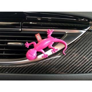 AUDI - Audi 純正 ゲッコー エアフレッシュナー (ピンク/スウィートフローラル)