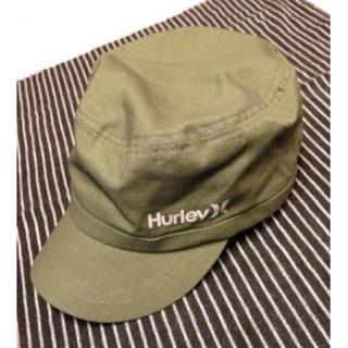 ハーレー(Hurley)のHurley ワークキャップ 美品(キャップ)