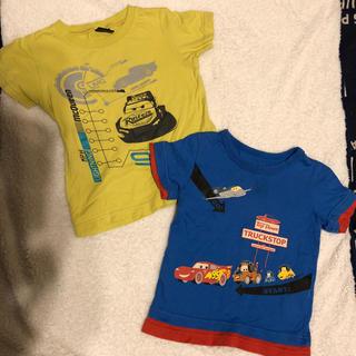 サンカンシオン(3can4on)のカーズ Tシャツ 90 100 マックイーン (Tシャツ/カットソー)