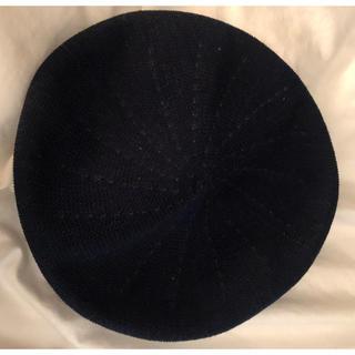 ケービーエフ(KBF)のサマーベレー帽(ハンチング/ベレー帽)