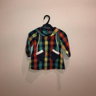 クレードスコープ(kladskap)の手袋カットソー(Tシャツ/カットソー)