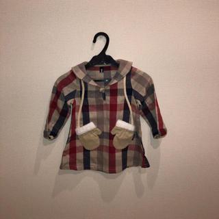 クレードスコープ(kladskap)のkladskap手袋カットソー(Tシャツ/カットソー)