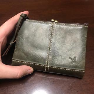 アインソフ(Ain Soph)のアインソフ 折り財布 ブルー(財布)