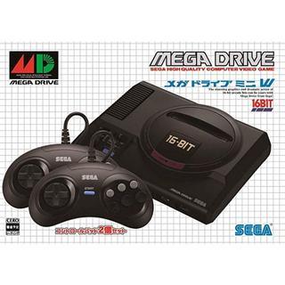 SEGA - 【送料込】メガドライブミニW SEGA