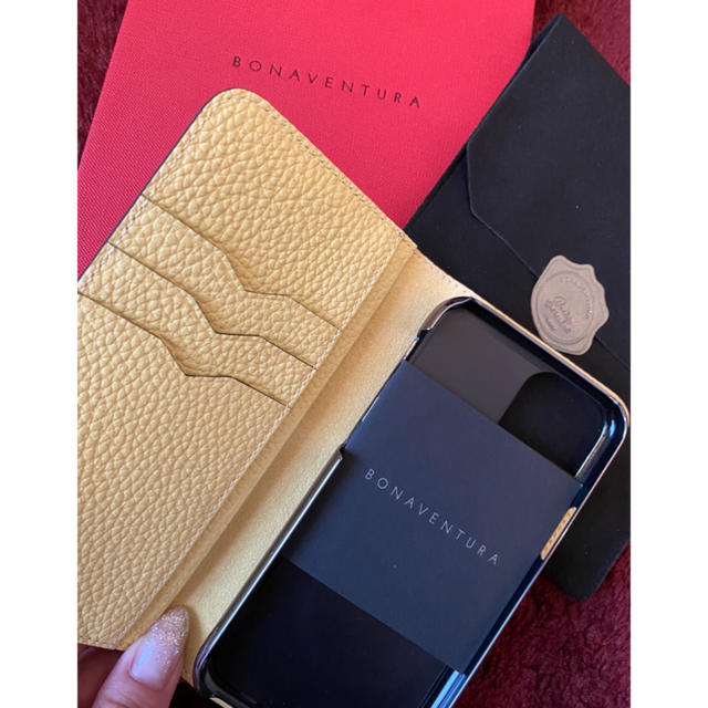 ね お iphone ケース / ボナベンチュラ iPhone11Proの通販 by m's shop|ラクマ