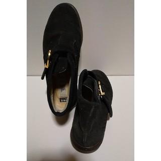 エル(ELLE)のお値下げ      ELLEショートブーツ       22cm(ブーツ)