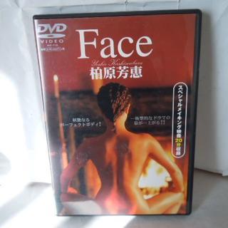 プレミア 柏原芳恵DVD Face 中古(アイドル)