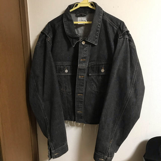 カルバンクライン(Calvin Klein)のcalvin klein jeans デニムジャケット(Gジャン/デニムジャケット)