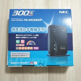 NEC - WiFiルーター NEC